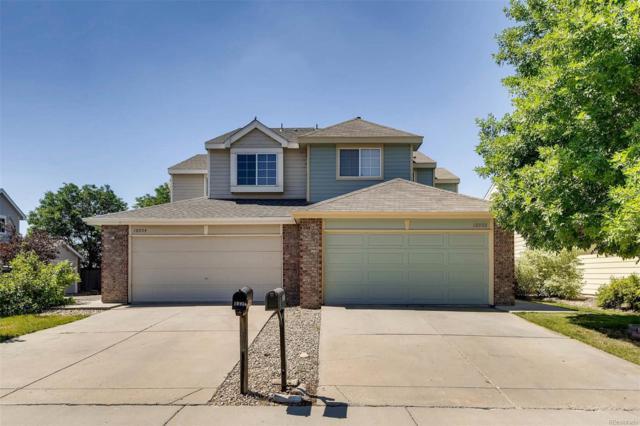 10950 E 96th Place, Commerce City, CO 80022 (#6205029) :: Bring Home Denver