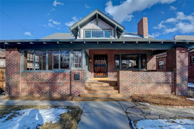2646 Birch Street, Denver, CO 80207 (MLS #6206070) :: 8z Real Estate