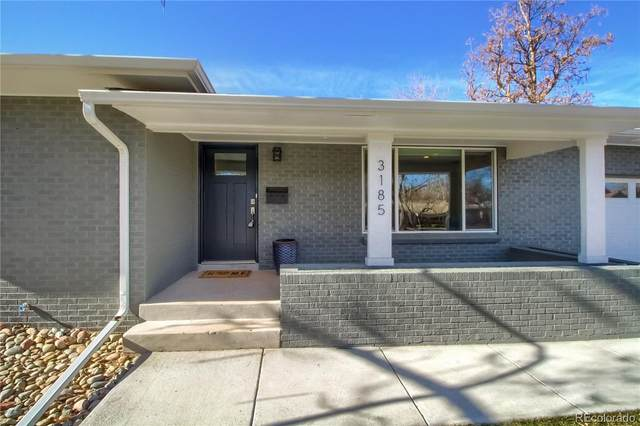 3185 S Franklin Street, Englewood, CO 80113 (#6206384) :: Chateaux Realty Group