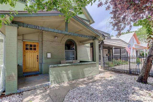 765 Lipan Street, Denver, CO 80204 (#6206668) :: The HomeSmiths Team - Keller Williams
