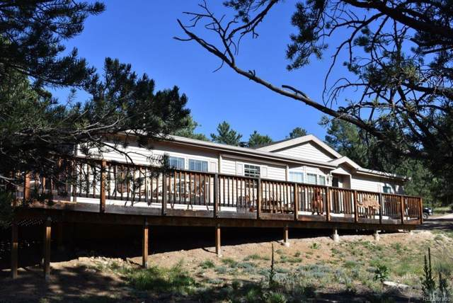937 Driftwood Road, Westcliffe, CO 81252 (#6206693) :: The DeGrood Team