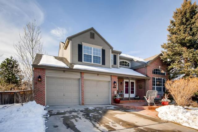 607 Huntington Place, Highlands Ranch, CO 80126 (#6207258) :: The Peak Properties Group