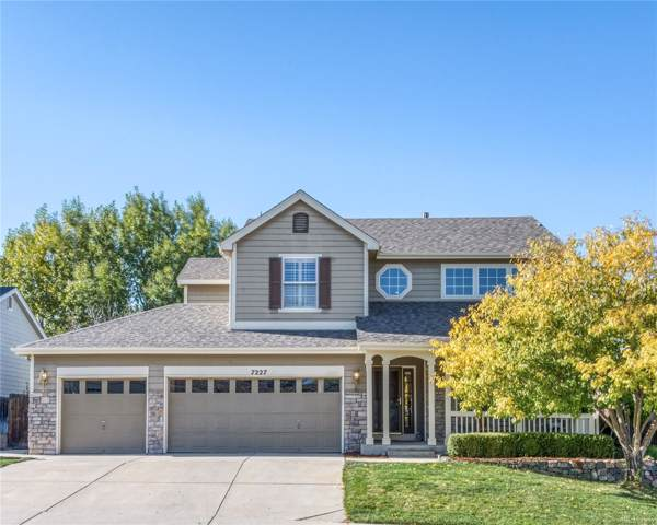 7227 Shoreham Drive, Castle Pines, CO 80108 (#6207364) :: The DeGrood Team