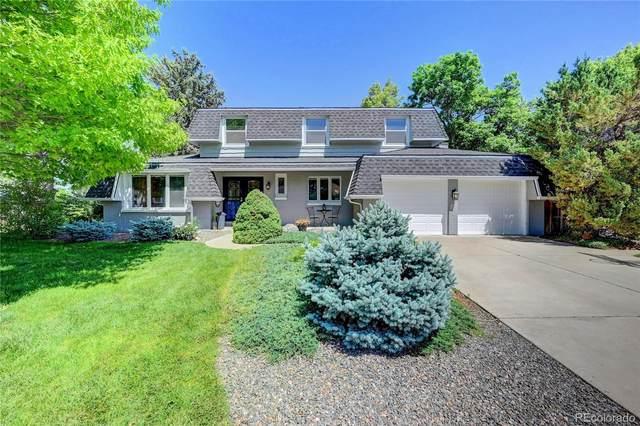 5446 Morning Glory Lane, Littleton, CO 80123 (#6207967) :: Bring Home Denver with Keller Williams Downtown Realty LLC