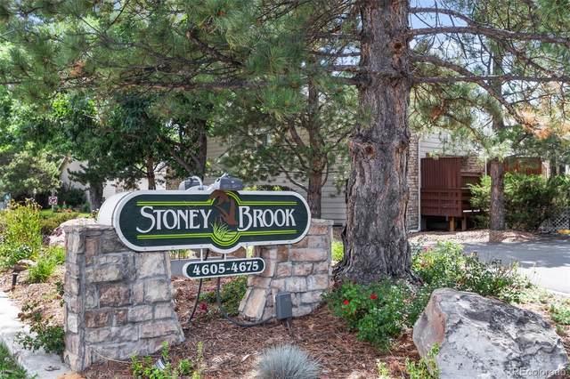 4605 S Yosemite Street C-205, Denver, CO 80237 (#6208289) :: Re/Max Structure
