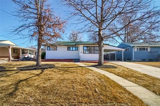 1180 S Zuni Street, Denver, CO 80223 (MLS #6208317) :: 8z Real Estate