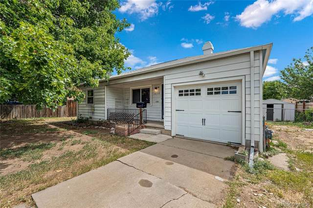 1250 S Wolff Street, Denver, CO 80219 (#6208480) :: Re/Max Structure