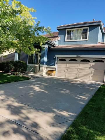 16481 E Geddes Place, Aurora, CO 80016 (MLS #6208542) :: The Sam Biller Home Team