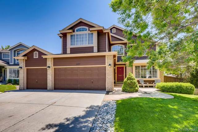 9977 Silver Maple Road, Highlands Ranch, CO 80129 (#6208833) :: Mile High Luxury Real Estate