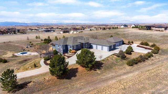 39523 Sunset Ridge Court, Severance, CO 80610 (#6209569) :: The Peak Properties Group