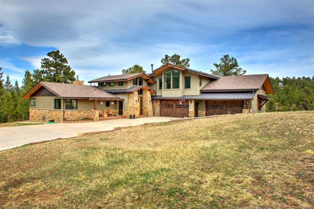 32469 Woodland Drive, Evergreen, CO 80439 (#6209599) :: The Peak Properties Group