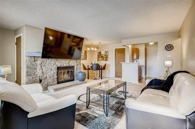 5321 W 76th Avenue #317, Arvada, CO 80003 (#6209656) :: Wisdom Real Estate