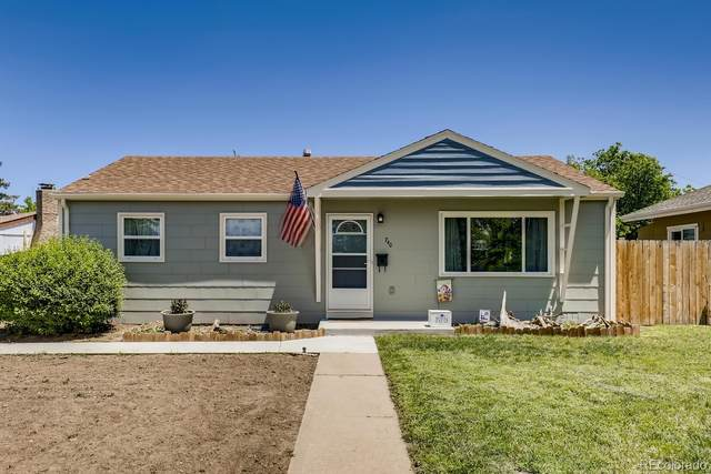 740 Newark Street, Aurora, CO 80010 (#6209730) :: Bring Home Denver with Keller Williams Downtown Realty LLC