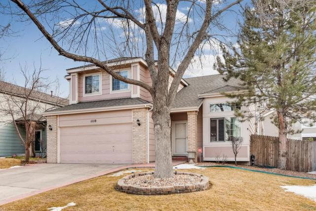 1110 E 131st Drive, Thornton, CO 80241 (#6209829) :: The Heyl Group at Keller Williams