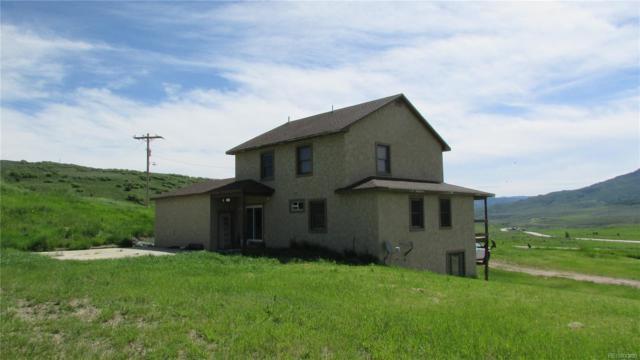 23205 Highway 131, Oak Creek, CO 80467 (#6209916) :: The Heyl Group at Keller Williams