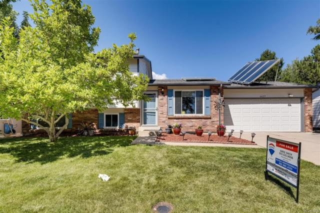 6627 S Garland Way, Littleton, CO 80123 (MLS #6210049) :: 8z Real Estate