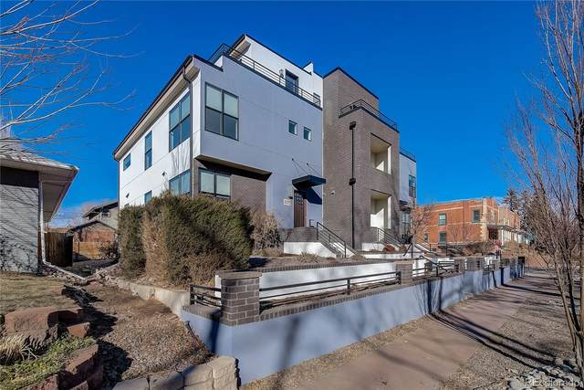 3277 Tennyson Street, Denver, CO 80212 (#6210180) :: Realty ONE Group Five Star
