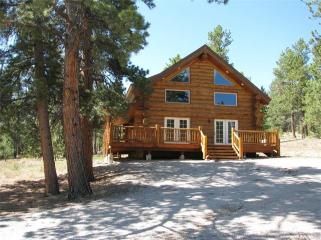 1033 Hwy 285, Hartsel, CO 80449 (#6210298) :: Sellstate Realty Pros
