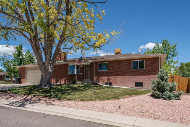 3397 W Tanforan Drive, Englewood, CO 80110 (#6210924) :: The Griffith Home Team