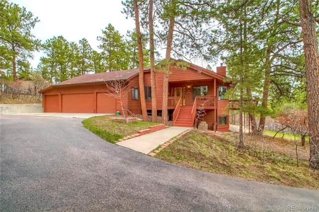 767 Tenderfoot Drive, Larkspur, CO 80118 (MLS #6211399) :: 8z Real Estate