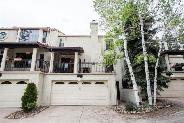 1560 S Quebec Way #49, Denver, CO 80231 (#6211564) :: The DeGrood Team