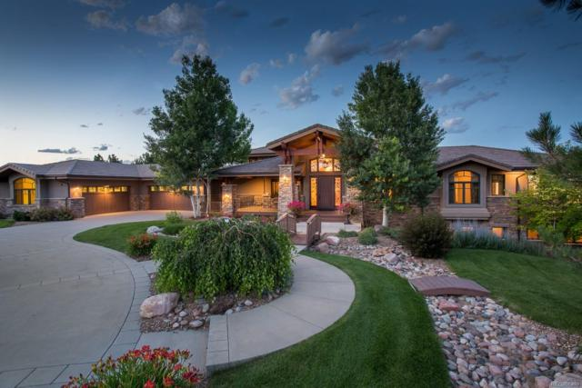 6589 Legend Ridge Trail, Niwot, CO 80503 (MLS #6211800) :: 8z Real Estate