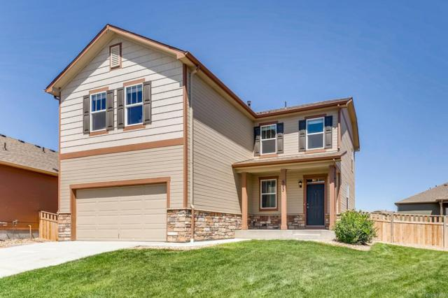 553 Iron Street, Lochbuie, CO 80603 (#6211825) :: The Griffith Home Team