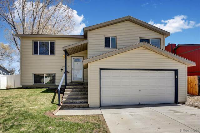313 Birch Street, Craig, CO 81625 (#6211982) :: Colorado Home Finder Realty