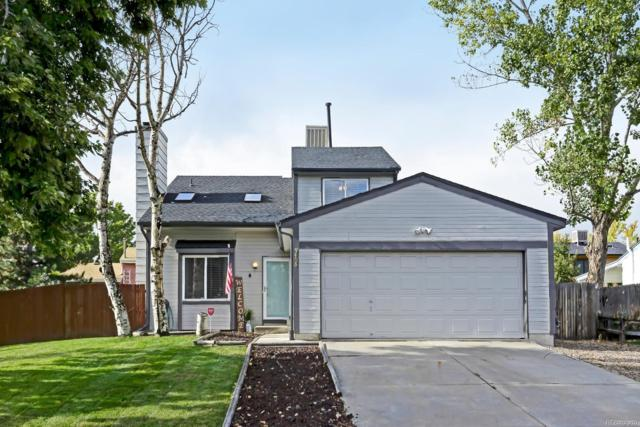 9406 W Wagon Trail Circle, Denver, CO 80123 (#6212240) :: The Pete Cook Home Group