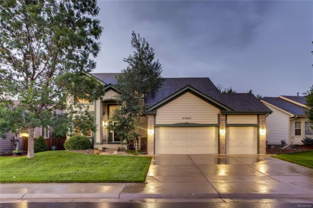 20860 Omaha Avenue, Parker, CO 80138 (#6212566) :: The Peak Properties Group