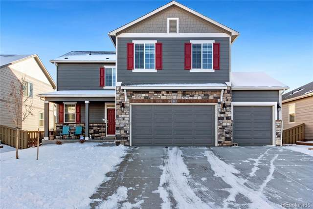 324 Central Avenue, Severance, CO 80550 (#6212943) :: The HomeSmiths Team - Keller Williams