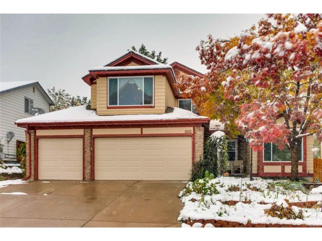 11113 W Caley Avenue, Littleton, CO 80127 (#6213145) :: The Dixon Group