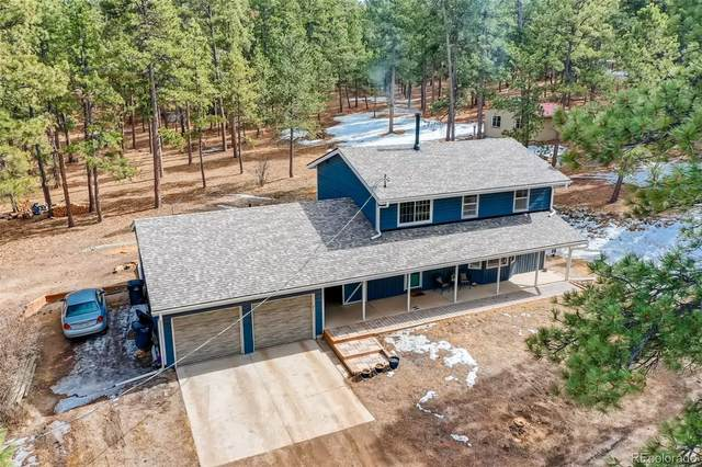 4696 Antelope Trail, Elbert, CO 80106 (#6213154) :: Venterra Real Estate LLC