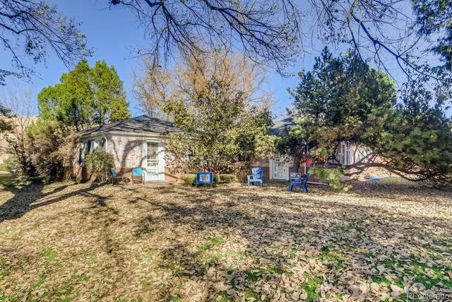 1272 Leyden Street, Denver, CO 80220 (MLS #6213405) :: Bliss Realty Group