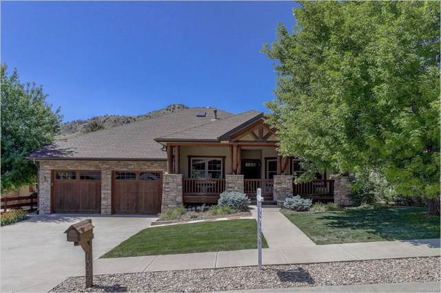 1004 Tucker Gulch Way, Golden, CO 80403 (#6213481) :: The Heyl Group at Keller Williams