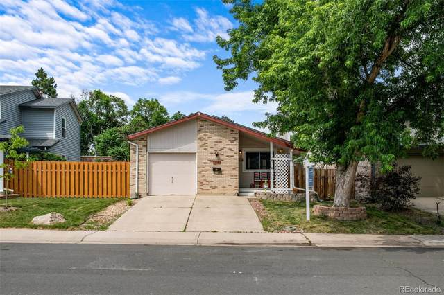 5763 W 71st Circle, Arvada, CO 80003 (#6213850) :: Finch & Gable Real Estate Co.