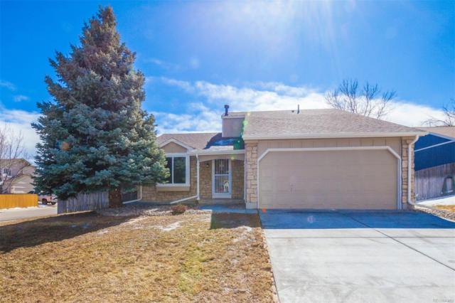10930 W Fair Avenue, Littleton, CO 80127 (#6214043) :: Bring Home Denver