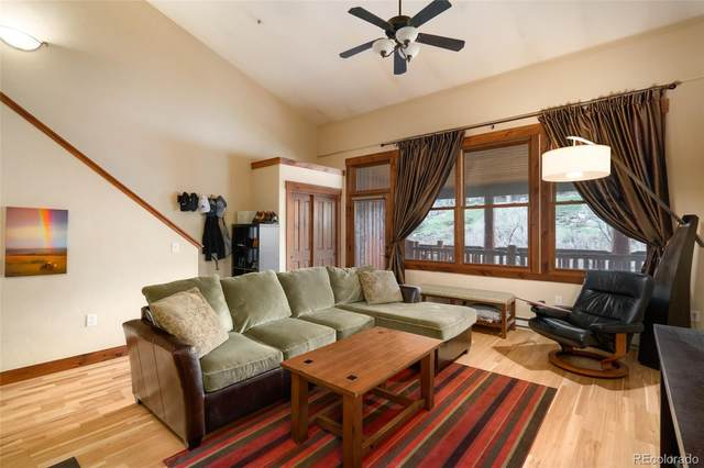 1169 Hilltop Parkway #302, Steamboat Springs, CO 80487 (#6214051) :: The DeGrood Team