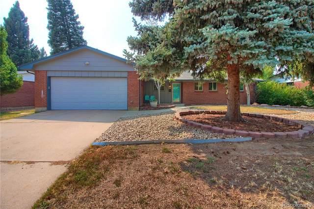 3071 S Hobart Way, Denver, CO 80227 (#6214225) :: Venterra Real Estate LLC