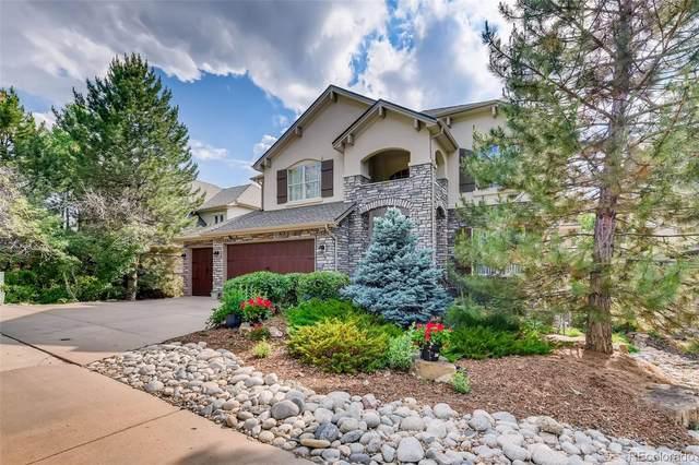 908 Greenridge Lane, Castle Pines, CO 80108 (#6214576) :: Compass Colorado Realty