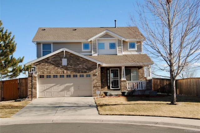 2534 S Killarney Court, Aurora, CO 80013 (#6214987) :: The Sold By Simmons Team