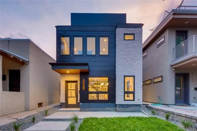 3511 N Mariposa Street, Denver, CO 80211 (#6215050) :: Bring Home Denver with Keller Williams Downtown Realty LLC