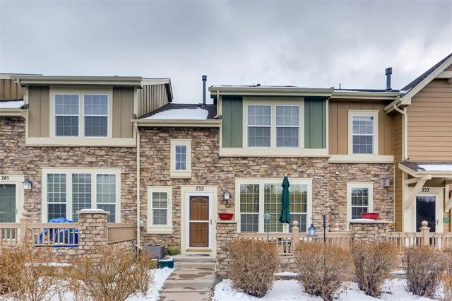 733 Crooked Y Point, Castle Rock, CO 80108 (#6215090) :: The Peak Properties Group