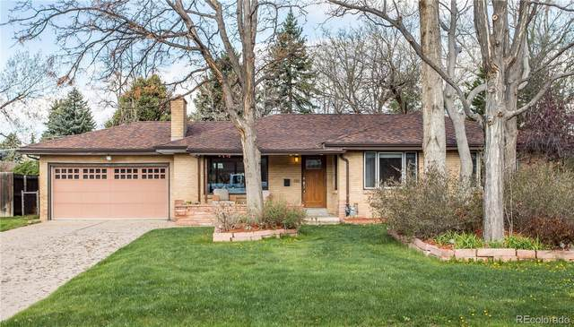 2219 S Harrison Street, Denver, CO 80210 (#6215148) :: The Healey Group