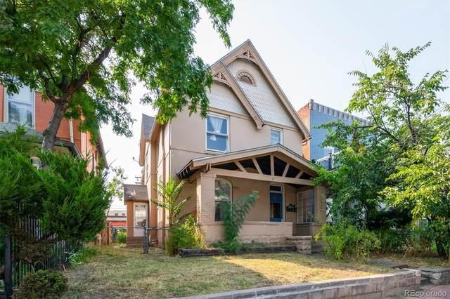 357 N Lincoln Street, Denver, CO 80203 (#6215162) :: HomeSmart
