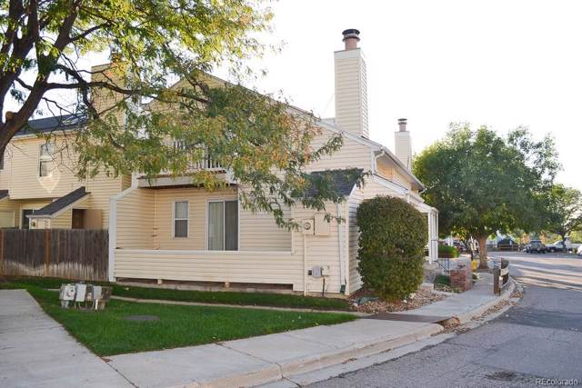 17142 E Ford Drive, Aurora, CO 80017 (#6215307) :: Bring Home Denver with Keller Williams Downtown Realty LLC