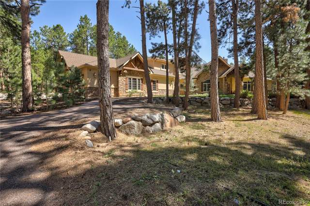 15575 Winding Trail Road, Colorado Springs, CO 80908 (#6215634) :: The HomeSmiths Team - Keller Williams