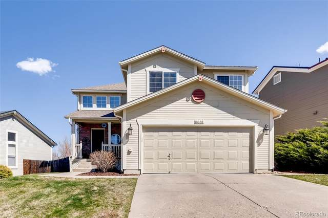 11038 Cannonade Lane, Parker, CO 80138 (#6215645) :: James Crocker Team