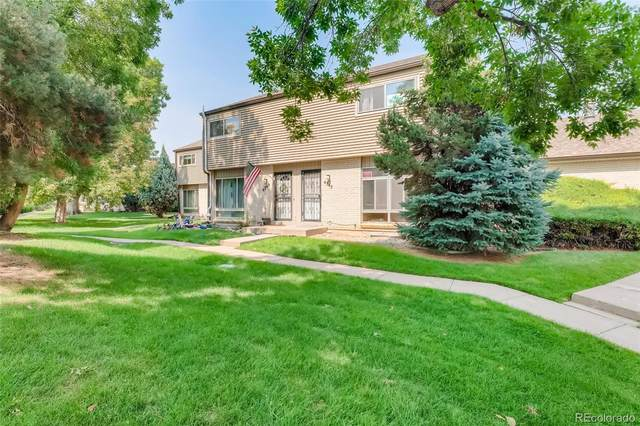 4345 W Ponds Circle, Littleton, CO 80123 (#6216184) :: Bring Home Denver with Keller Williams Downtown Realty LLC