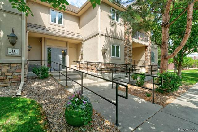11 Monroe Street #203, Denver, CO 80206 (MLS #6216376) :: Neuhaus Real Estate, Inc.